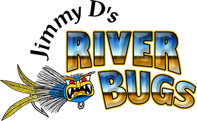 Jimmy D's River Bugs Logo