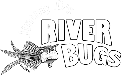 jimmy d river bug logo