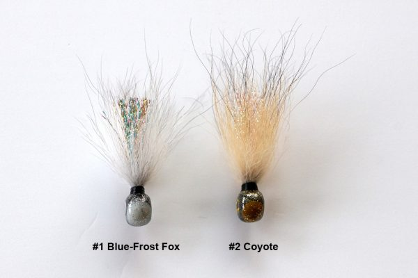 Furry Critters Back of Jig