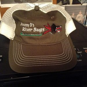 Jimmy D's River Bugs Hat